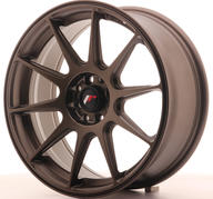"17"" JAPAN RACING JR11 BRONZE"