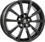 "18"" IT WHEELS ALICE - Glossy Black 7,5x18 - ET45"