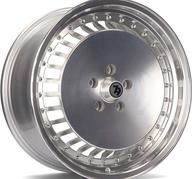 "15"" 79Wheels SV-G Silver POLISHED FACE+LIP"