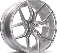"20"" 79Wheels SV-D SILVER POLISHED FACE"