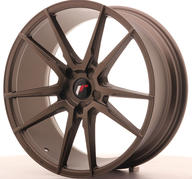 "20"" JAPAN RACING JR21 BRONZE"