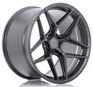 "20"" CONCAVER WHEELS - CVR2 - CARBON GRAPHITE"