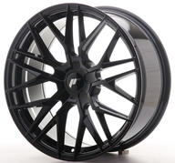 "19"" JAPAN RACING JR28 GLOSSY BLACK"