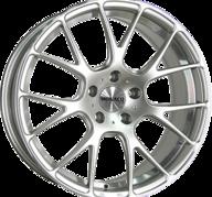"19"" MONACO MIRABEAU - Silver / Polished 8,5x19 - ET45"
