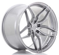 "20"" CONCAVER WHEELS - CVR3 - BRUSHED TITANIUM"