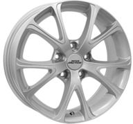 "16"" INTER ACTION PULSAR - Silver 6,5x16 - ET35"
