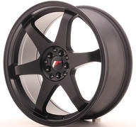 "19"" JAPAN RACING JR3 MATT BLACK"