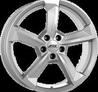 """17"""" ATS AUVORA - Silver 7,5x17 - ET36"""