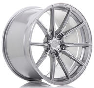 "20"" CONCAVER WHEELS - CVR4 - BRUSHED TITANIUM"