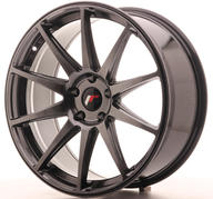 "20"" JAPAN RACING JR11 HYPER BLACK"
