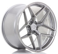 "22"" CONCAVER WHEELS - CVR2 - BRUSHED TITANIUM"