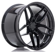 "22"" CONCAVER WHEELS - CVR3 - PLATINUM BLACK"