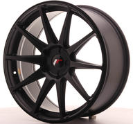 "20"" JAPAN RACING JR11 MATT BLACK"