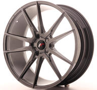 "22"" JAPAN RACING JR21 HYPER BLACK"