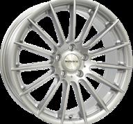 "18"" MONACO FORMULA - Silver 8x18 - ET30"