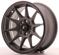 "15"" JAPAN RACING JR11 MATT GUNMETAL"