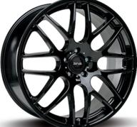 """19"""" FOX RIVA DTM - Glossy Black 9x19 - ET37"""