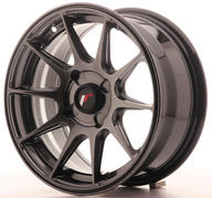 "15"" JAPAN RACING JR11 HYPER BLACK"