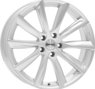 "18"" MONACO GP6 - Silver 8x18 - ET45"