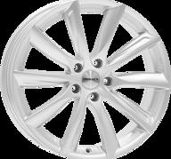 "18"" MONACO GP6 - Silver 8x18 - ET42"