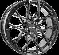 "19"" MONACO GP9 - Glossy Black 8,5x19 - ET32"