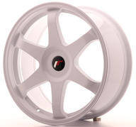 "19"" JAPAN RACING JR3 WHITE"