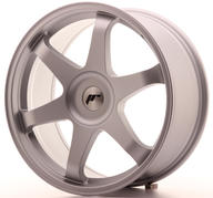"19"" JAPAN RACING JR3 MATT SILVER"