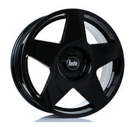 "18"" BOLA WHEELS B10 - GLOSSY BLACK"
