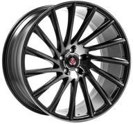 "22"" AXE WHEELS EX32 - Glossy Black"