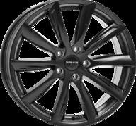 "19"" MONACO GP6 - Dull Black 8,5x19 - ET35"