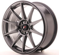 "19"" JAPAN RACING JR11 HYPER BLACK"