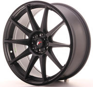 "19"" JAPAN RACING JR11 MATT BLACK"