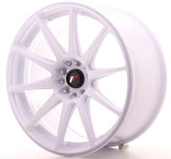 "19"" JAPAN RACING JR11 WHITE"