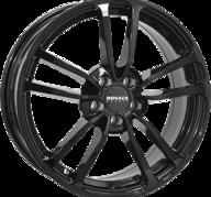 "19"" MONACO CL1 - Glossy Black 8x19 - ET45"