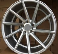 "20"" DH5 LEFT/RIGHT - SILVER POLISHED"