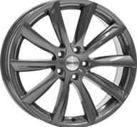 "19"" MONACO GP6 - Anthracite Dark 8,5x19 - ET45"