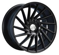 "19"" 1AV WHEELS - ZX1 - GLOSSY SATIN BLACK - LEFT/RIGHT"