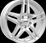 """17"""" ATS ANTARES - Silver 7,5x17 - ET45"""