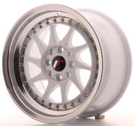 "15"" JAPAN RACING JR26 WHITE"