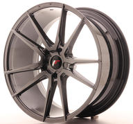 "21"" JAPAN RACING JR21 HYPER BLACK"
