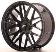 "22"" JAPAN RACING JR28 GLOSSY BLACK"