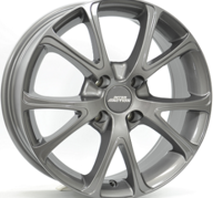 "18"" INTER ACTION PULSAR - Gloss Gray 8x18 - ET45"