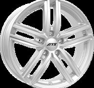 """16"""" ATS ANTARES - Silver 6,5x16 - ET41"""