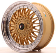 "17"" JAPAN RACING JR9 GOLD"