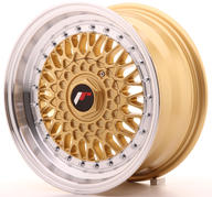 "15"" JAPAN RACING JR9 GOLD"