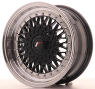 "15"" JAPAN RACING JR9 BLACK"