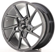 "19"" JAPAN RACING JR33 HYPER BLACK"