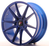 "19"" JAPAN RACING JR21 PLATINUM BLUE"