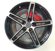 "20"" Speed Black polish 5x112 - 8,5x20 - ET35 - 66,6"