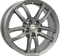 """20"""" ATS RADIAL - Dull Anthracite 9x20 - ET60"""